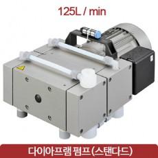 welchi Diaphragm Pump 웰치 다이아프램 스탠다드 진공펌프 125L/min MP 901 Z