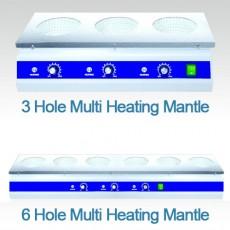 Multi Heating Mantle, For Spherical Flask