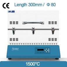 1500℃ 튜브 전기로(300mm) SH-FU-80TH