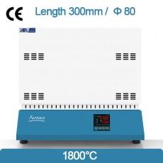 1800℃ 튜브 전기로(300mm) SH-FU-80TS